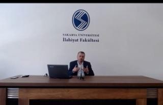 """İlahiyat Fakültesi'nde """"Klasik İslam Eğitim..."""