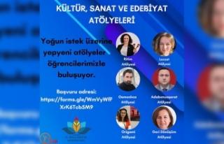 Sakarya MEM'den Kültür, Sanat ve Edebiyat Atölyeleri