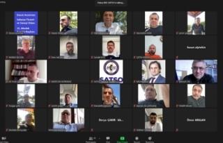 SATSO Camiası Bayramlaşma Geleneğini Online Olarak...