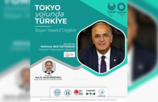 'Tokyo Yolunda Türkiye'de voleybol konuşuldu
