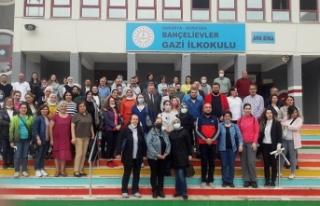 32 Yıllık Öğretmen Emrullah Türkoğlu Emekli...