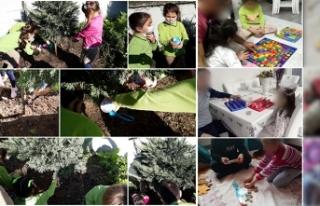 Bahçelievler Gazi İlkokulundan 'Yavru Kartallar'...