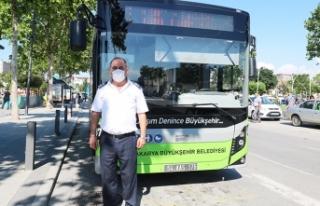 Büyükşehir personeli Türkiye'nin kalbini kazandı:...