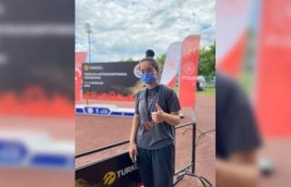 Büyükşehirli Sporcular Balkan Atletizm Şampiyonası'nda...