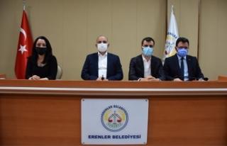 Erenler'de Haziran Ayı Meclisi Gerçekleşti