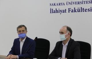 İlahiyat Fakültesi Vakfı Mütevelli Heyeti Toplantısı...