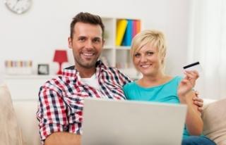 Online harcamalar yüzde 45 arttı
