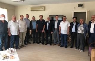 Sakarya Ordulular Derneği 5. kez Mustafa Yücetepe...