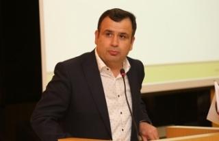 Sakarya'dan, Türkiye Bilişim Federasyonu Başkanlık...