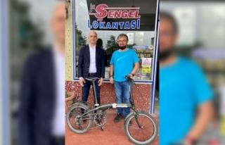 Serbes: Bisiklette bir ulaşım aracı olarak görülmeli...