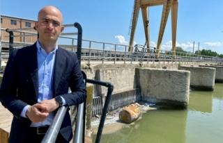 Serbes: Sakarya'da sularımız kirleniyor, verimli...