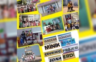 Serdivan Özel Eğitim Anaokulunun eTwinning Online...