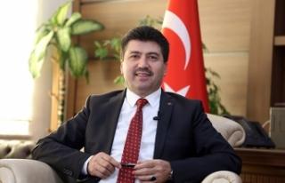Rektör Sarıbıyık'ın Kurban Bayramı mesajı