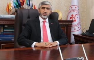 Sakarya Gençlik ve Spor İl Müdürü Arif Özsoy,...