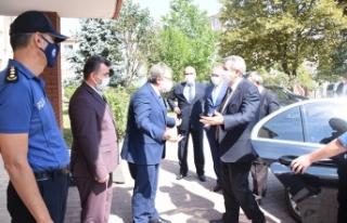 Bakan Yardımcısı Hasan Büyükdede Karasu'yu...