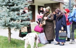 Büyükşehir YADEM'le kaplıca tatili yeniden başladı