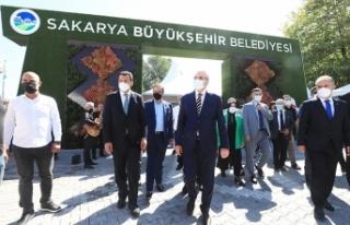 'Lokomotif şehir Sakarya' dev fuarla kapılarını...