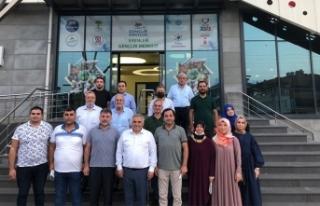 YDV Sakarya, Yönetim Kurulu toplantısında önemli...