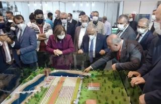 Sakarya Büyükşehir EXPOBEL'de yoğun ilgi gördü