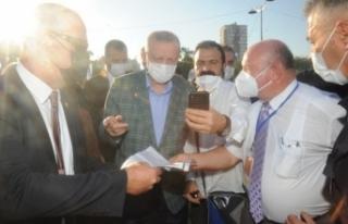 TGF. Cumhurbaşkanı Erdoğan'dan yerel medyaya...
