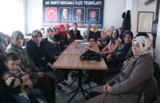 Ak Kadınlardan Suriye Seferberliği