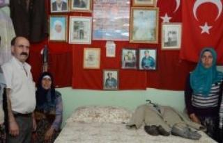 Şehit ailesi; devletten sözünü tutmasını bekliyor