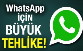 WhatsApp kullanıcıları için büyük tehlike
