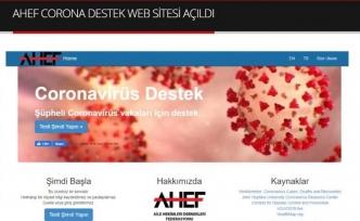 AHEF web sitesine 2 günde 180 bin başvuru !