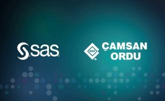 Çamsan Ordu, SAS Çözümleri Sayesinde Üretim Süreçlerinde Tasarruf Sağlayacak