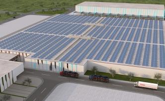 'Fabrikadan Daha Fazlası'  TOGG Gemlik İnşaatı Başladı