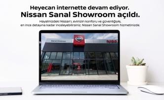 NISSAN Modellerini Sanal Showroom ile Online'a Taşıdı