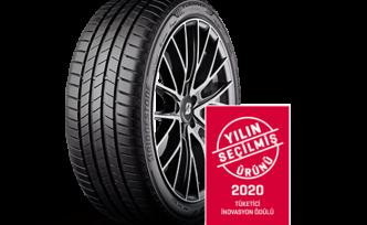 """Yılın Seçilmiş Lastiği """"Bridgestone Turanza T005""""Yerli Üretim İle Yollarda"""
