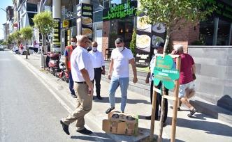 Karasu'da Çöp Saati Uygulamalarının Denetimi Yapıldı