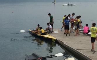 Deniz Küreği ŞampiyonasıSapanca Gölünde başladı