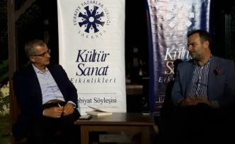 TYB Sakarya'nın Kemal Öztürk Söyleşisine Büyük Ilgi