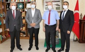 İl Müdürü Özsoy, Kocaali İlçe Müdürlerini Ağırladı
