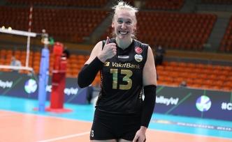 VakıfBank, Şampiyonlar Ligi'ne galibiyetle başladı
