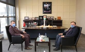 Başkan Sarı'dan Karasu'nun Geleceği Adına Önemli Bir Görüşme Daha