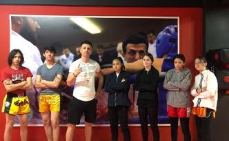 Sapancalı Muaythai Sporcular Aydın Yolcusu