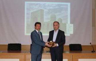 İslam tarihinin kültür şehri Semerkant
