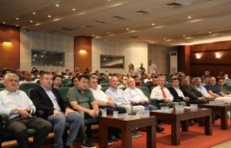 Vali Nayir SAMİKOP 2. Olağan Genel Kuruluna Katıldı