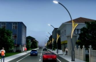 Alifuatpaşa Suat Yalkın Caddesi yenileniyor