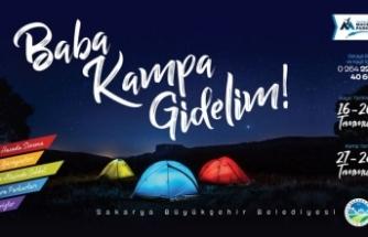 Baba Kampa Gidelim' projesi başlıyor