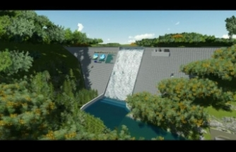 Çamdağı Barajı ihale aşamasına geldi