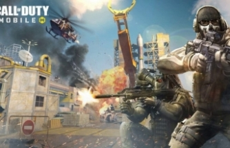 Call Of Duty Mobile 1 Ekim'de geliyor