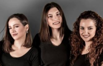 Şiddete boyun eğmeyen kadınların sesi duyuruldu