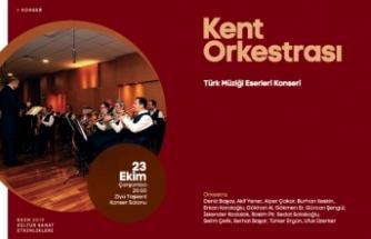 Türk Müziği eserleri Ziya Taşkent'te