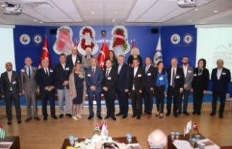 Abhaz Dernekleri Federasyonu'nunGenel Kurulu Sakarya'da yapıldı…