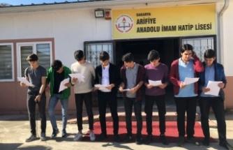 Arifiye AİHL'den Peygamberimize Özel Program