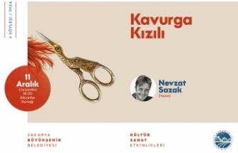 'Kavurga Kızılı' okuyucularıyla buluşacak
